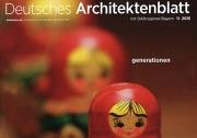 Deutsches Architektenblatt
