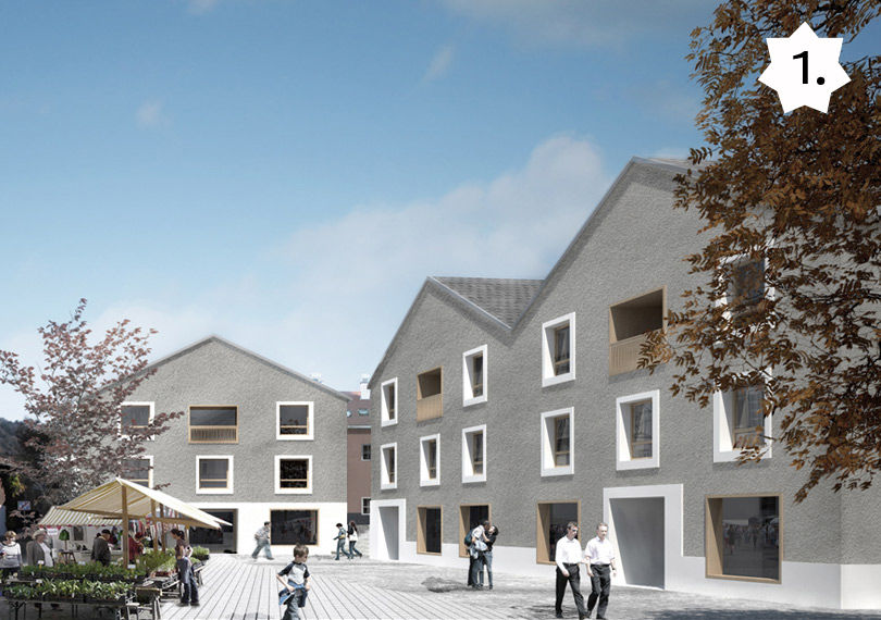 Bürgerhaus Marquartstein